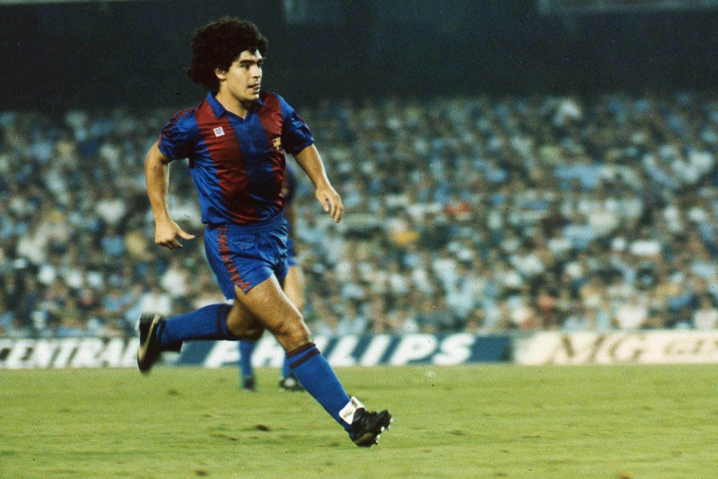 Barcelona, 1982-1984
