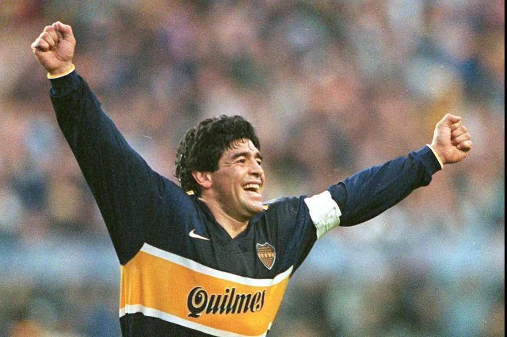 Boca Juniors, segunda etapa y retiro, 1995-1997