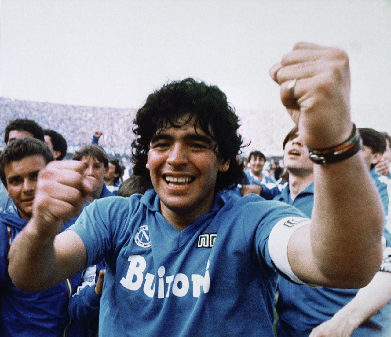 Nápoli, 1984-1992