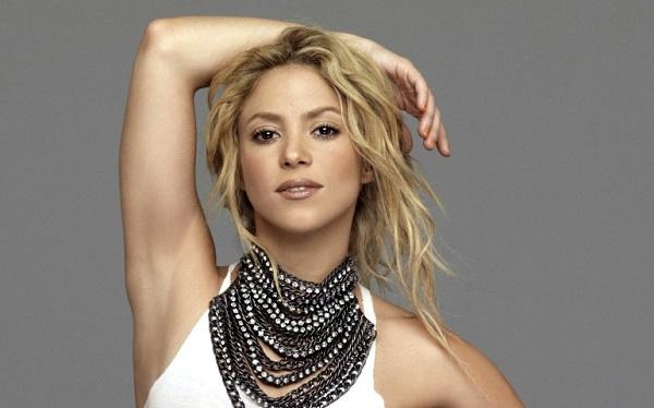 Shakira, una talentosa cantante