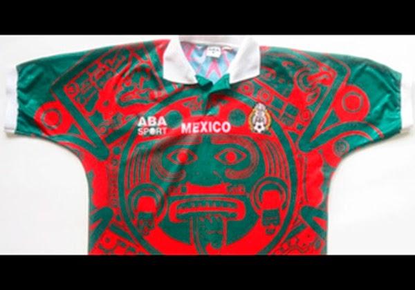 13) Selección de México (1997):