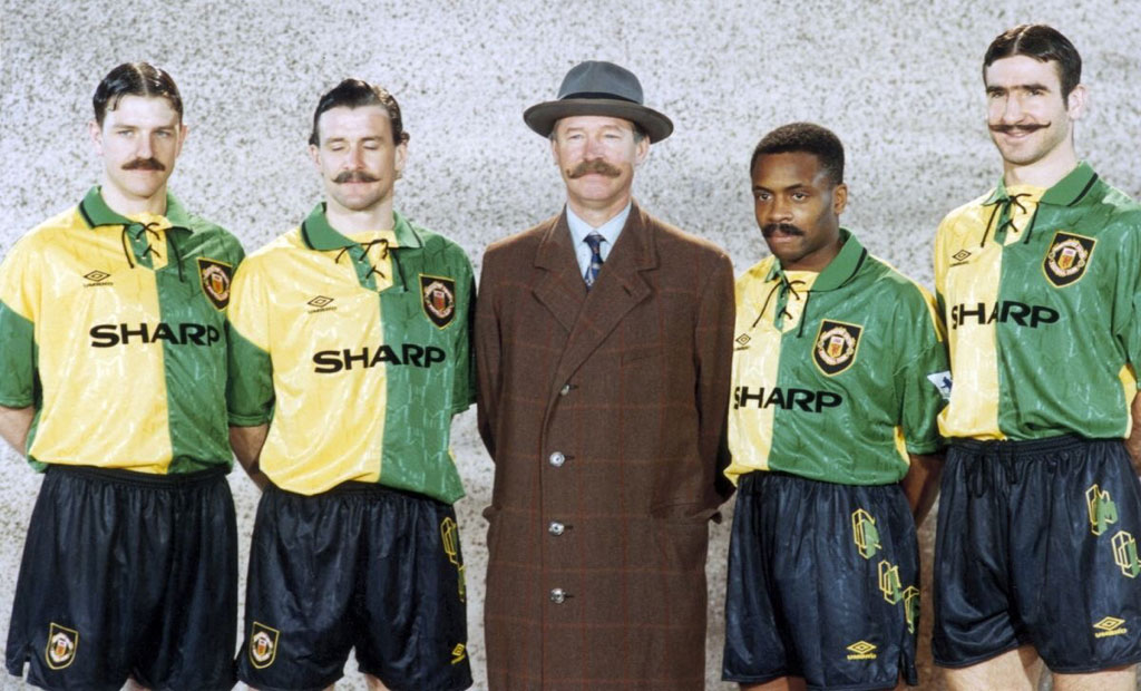 9) Manchester United (1992):