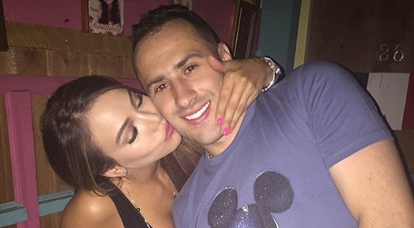 David Ospina y Jessica Sterling