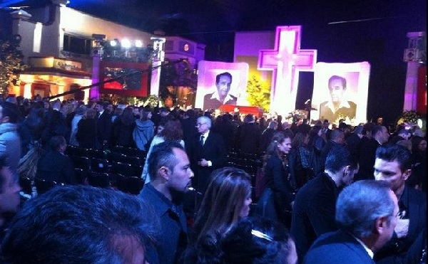 A missa na Televisa