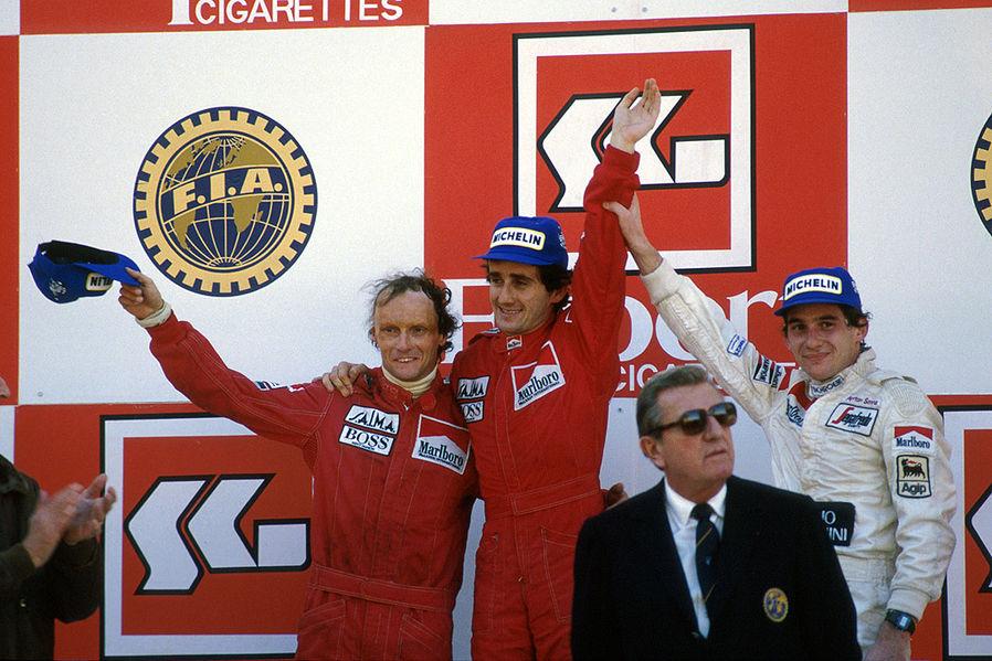 Prost Lauda e Senna 1984.jpg