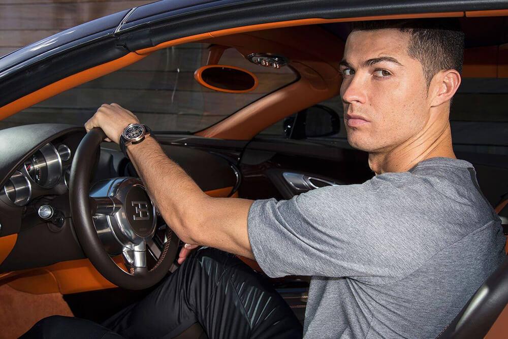 Tem Na Web - Um Dia Na Vida De Cristiano Ronaldo E Sua Noiva Que Mudou Sua Vida!